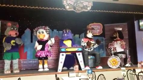 "Chuck E. Cheese's: ""Silent Characters""-Part 9-""1-Stage ..."