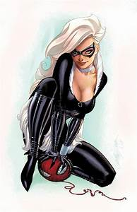More Marvel October VARIANT Covers: BLACK CAT, SCOTT ...