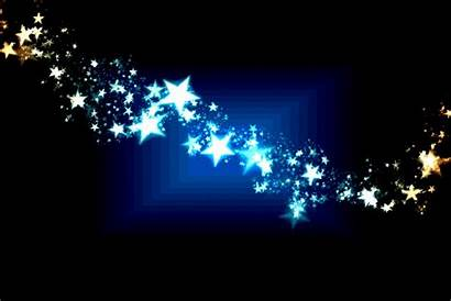 Dark Night Stars Abstract Sfondo Sfondi Pantalla