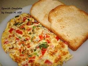 Spanish Omelette Recipe — Dishmaps