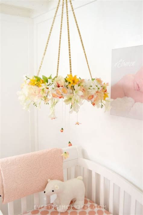 beautiful diy nursery decor projects   baby girls