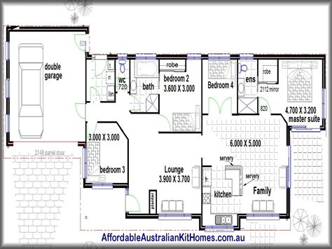 bedroom house plans residential house plans  bedrooms single bedroom house plans