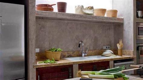 cocinas modernas de concreto youtube