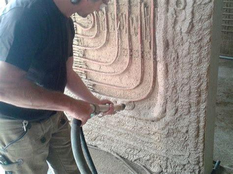 wandheizung mit lehmputz lehmputz mit wandheizung frankfurt bonames lehmbau neuhaus