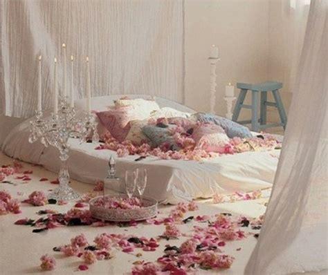 chambre a coucher amoureux déco de valentin une chambre à coucher romantique