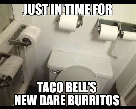 taco bell bathroom memes memedroid