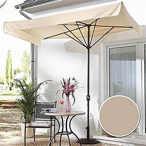 Sonnenschirm Für Balkon : sonnenschirm farbe beige jetzt bei bestellen ~ Markanthonyermac.com Haus und Dekorationen