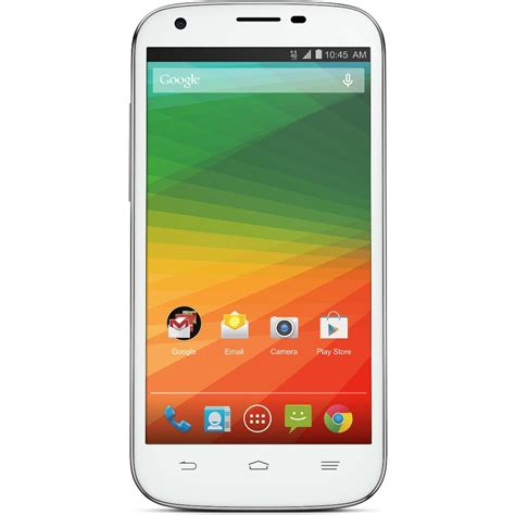 tracfone iphone zte imperial 2 n9516 8gb android smartphone for u s