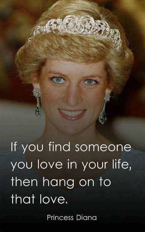   a cup of jo. 15 Inspirational Princess Diana Quotes