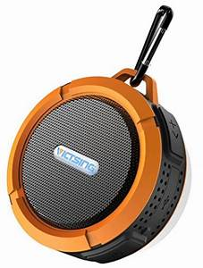 Best shower speaker july 2018 bluetooth shower head for Best bathroom speakers