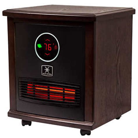 heat logan 1500w infrared heater