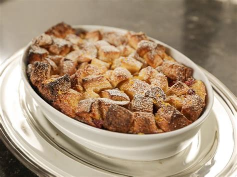 Raspberry Baked French Toast Recipe Ina Garten Food