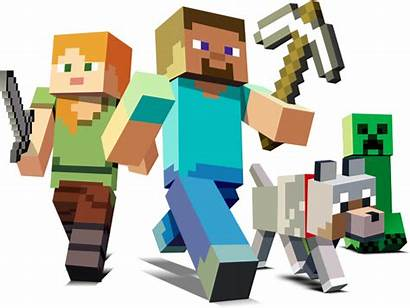Minecraft Craft Clip Pocket Edition Survival Videojuego