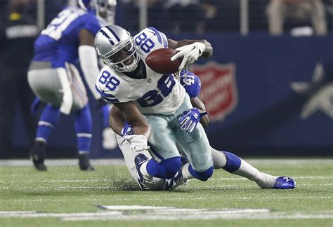 dallas cowboys  ways dez bryants injury affects offense