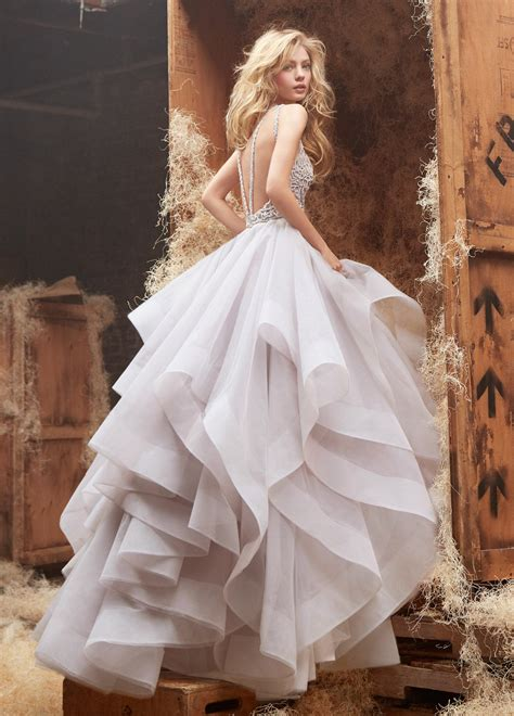 Bridal Gowns And Wedding Dresses By Jlm Couture Style 6413