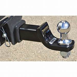 Reese U2122 Interchangeable Hitch Ball Towing Kit