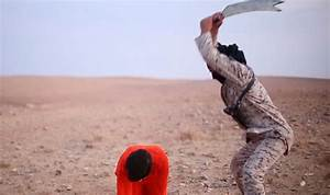 Blood-thirsty ISIS video shows victims BEGGING for their ...