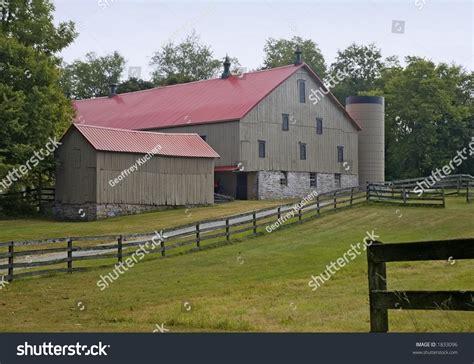 Maryland Barn Stock Photo 1833096