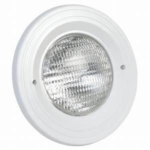Projecteur De Piscine : projecteur piscine coque led blanches 14w fixation vis ~ Premium-room.com Idées de Décoration