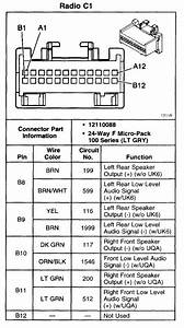 Gmc Jimmy Stereo Wiring Diagram