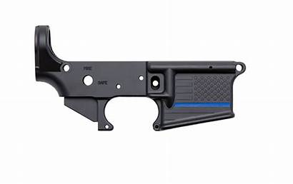 Lower Lowers Receiver Stripped Line Thin Tactical