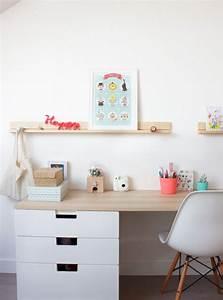 Bureau Ikea Enfant : meuble rangement enfant ikea stuva ~ Nature-et-papiers.com Idées de Décoration