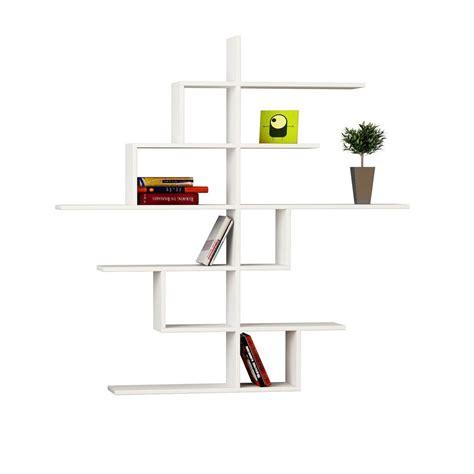 mensole parete durban libreria da parete mensole in legno 150 x 150 cm