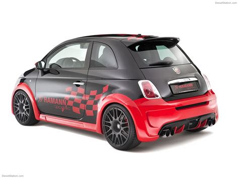 Hamann Fiat 500 Abarth Esseesse 2010 Exotic Car Wallpapers