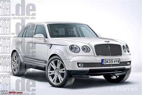 Bentley Exp 9 F Concept Suv Edit, Named Bentayga  Page 5