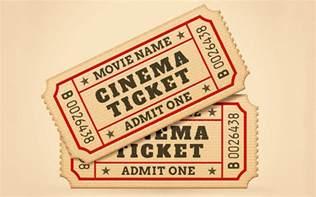 Cinema Movie Tickets