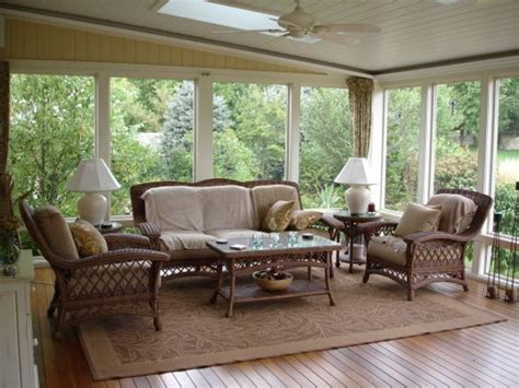amazing screened in porch furniture 55 screened in porch