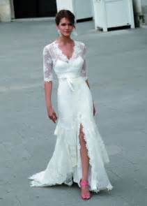 Simple Wedding Dresses Second Marriage