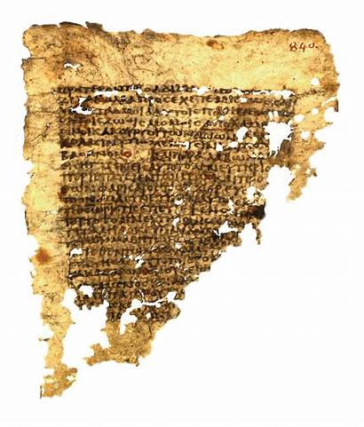 Parchment Manuscripts Oxyrhynchus Discovered Oxy Manuscript Found
