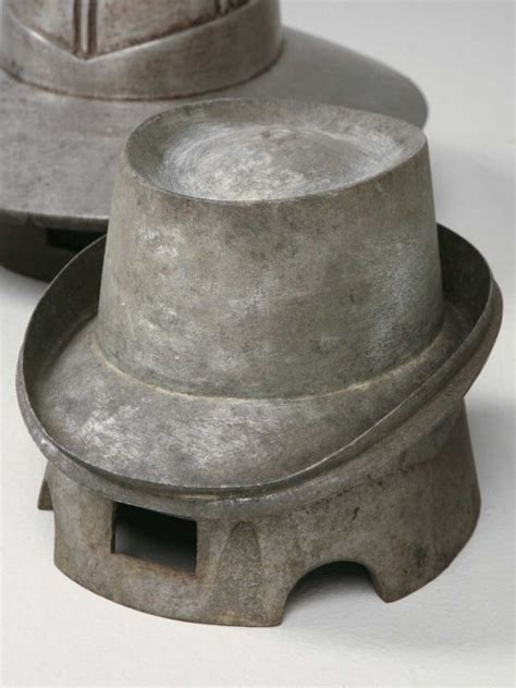 French Hat Forms, circa 1930s now in stock @ Old Plank