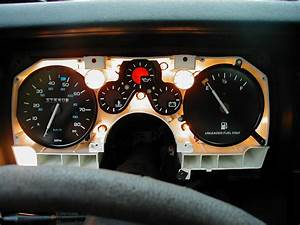 84 Camaro Gauge Cluster Wiring Nightmare