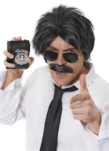 80s Cop Mustache