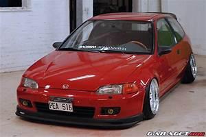 Honda Civic Eg3 : honda civic eg3 1992 garaget ~ Farleysfitness.com Idées de Décoration