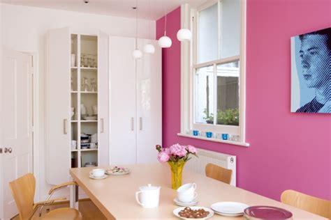 Würden Sie Gern Ihre Wände Pink Streichen?