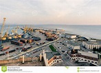Albania. Durres. The Port City Is Located On The Adriatic ...