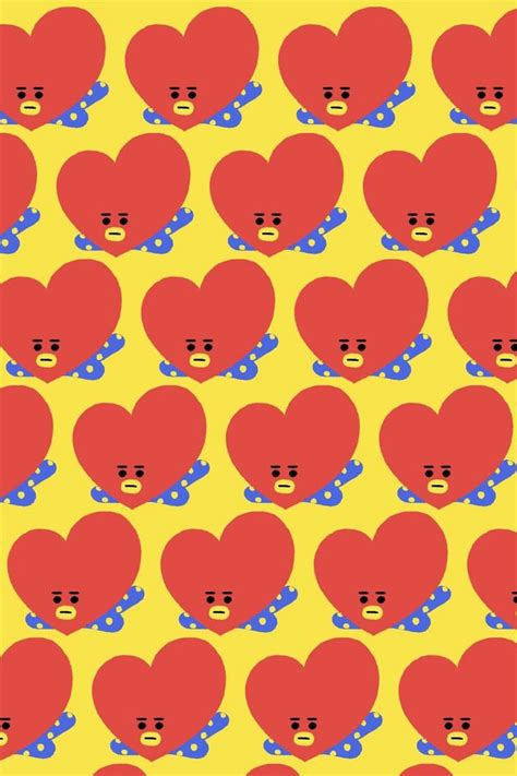 Tata Backgrounds by Pic Wallpaper Tata By Taehyung Credits Taetae Bt21