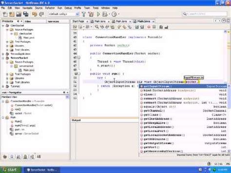 Java Network Programmingclient Server Programming In Java