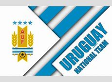 Download wallpapers Uruguay national football team, 4k