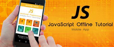 mobile app javascript javascript tutorial