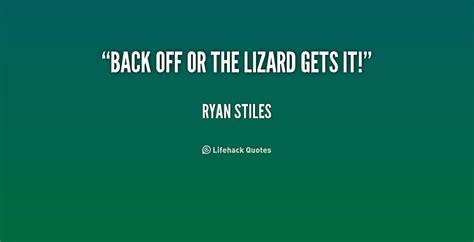 quotes  lizards quotesgram