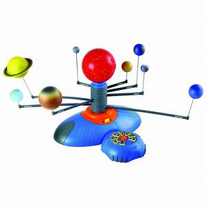 Interactive Rotating Solar System Planet Model Educational ...