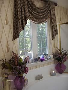 master bathroomwindow treatment curtain ideas pinterest With treatment for bathroom window curtains ideas