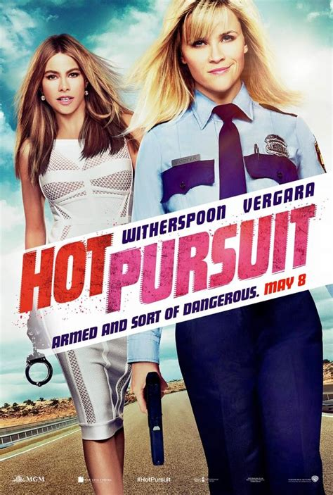 sofia vergara reese witherspoon movie sofia vergara reese witherspoon hot pursuit movie poster
