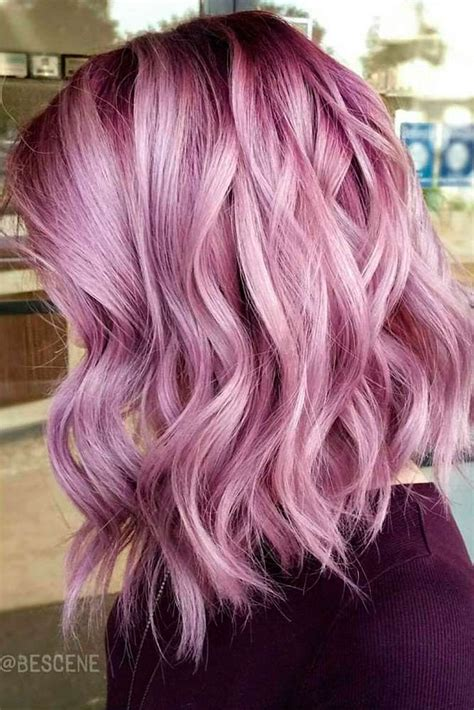 Best 25 Light Purple Hair Ideas On Pinterest