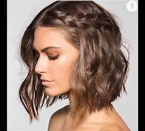 Coiffure Tresse Facile Cheveux Mi Long : 10 coiffures pour les cheveux mi longs puretrend ~ Melissatoandfro.com Idées de Décoration