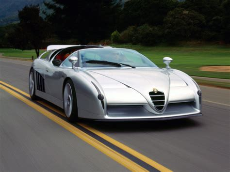 Alfa Romeo Concept Cars by Alfa Romeo Scighera Concept